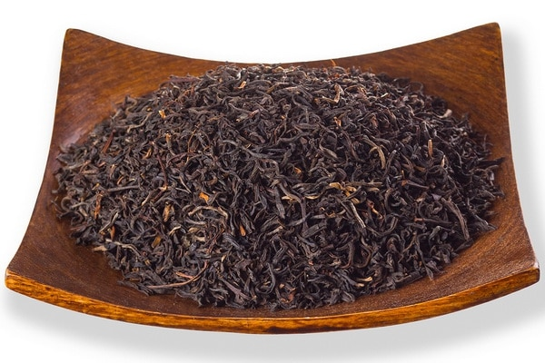 Чай травяной hansa tea женьшеневая долина, 500 г, фольгированный пакет, крупнолистовой с травами чай, купить чай с