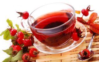 Полезные свойства чая с шиповником при беременности