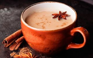 Все о чае масала. Рецепты приготовления и польза для здоровья