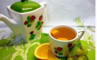 Польза и вред чая из винограда (рецепты)
