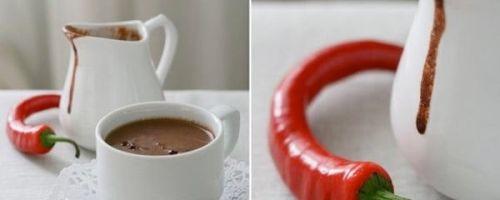 Рецепты приготовления кофе с перцем