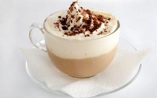Как приготовить воздушный раф кофе в домашних условиях