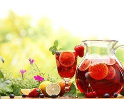 Простые рецепты фруктового чая