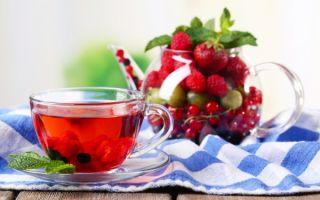 Польза чая из веток малины: простые рецепты
