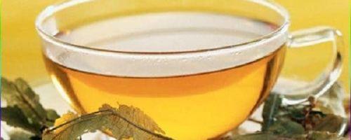 Хельба — желтый чай из Египта