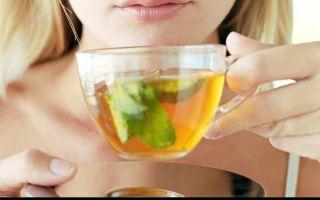 Можно ли зеленый чай при грудном вскармливании?