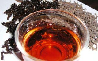 Чай лапсанг сушонг и его полезные свойства