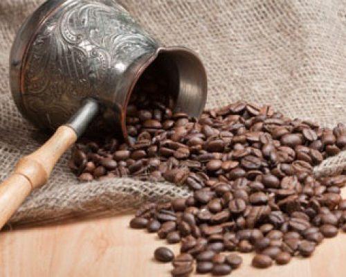 Как приготовить вкусный кофе c пенкой в турке