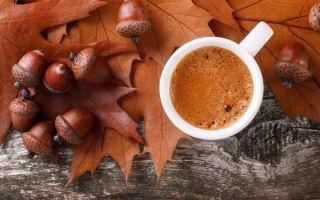 Польза и вред кофе из желудей, рецепт приготовления