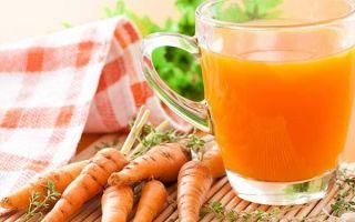 Все о морковном чае и его рецептах приготовления