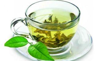 Можно ли пить зеленый чай утром натощак