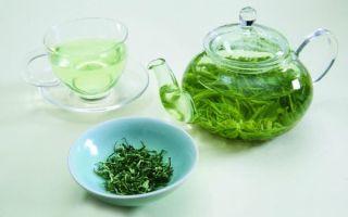 Разновидности китайского зеленого чая