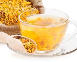 Чай из зверобоя: его полезные свойства