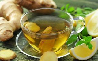 Польза зеленого чая с имбирем: всевозможные рецепты приготовления
