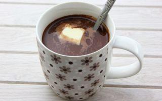 Как сделать горячий шоколад из какао порошка?