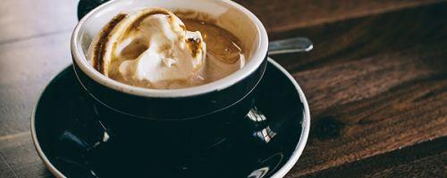Рецепты приготовления кофе с мороженым в домашних условиях