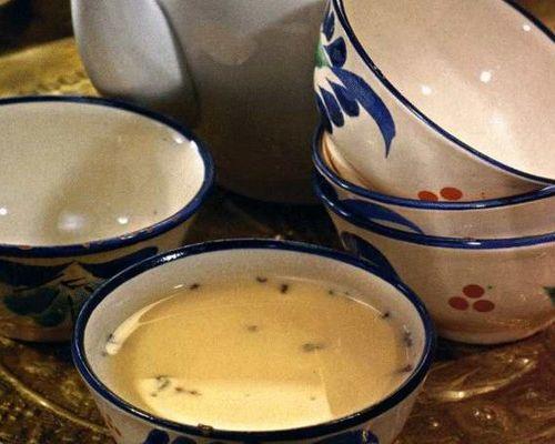 Чай по-татарски: рецепт, состав, полезные свойства