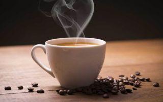 Можно ли пить кофе после пломбирования зуба?