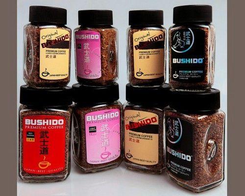 Особенности японского кофе Бушидо
