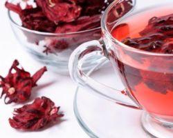 Чай каркаде при грудном вскармливании