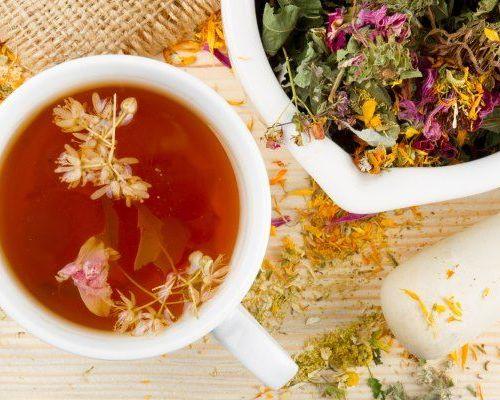 Чай из пустырника, его полезные свойства и рецепты
