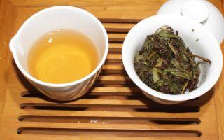 Особенности чая Шуй Сянь