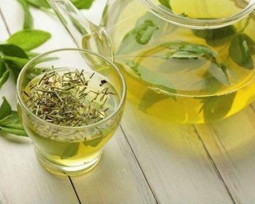 Может ли быть аллергия на зеленый чай