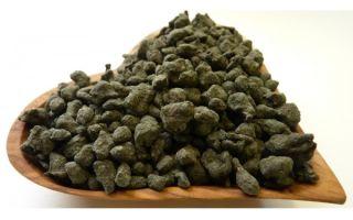 Китайский чай зеленый оолонг: особенности и правила приготовления