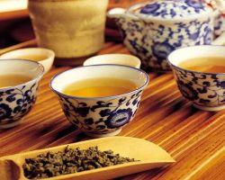 Как заваривать китайский чай Тигуанинь