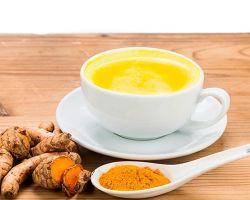 Полезные свойства и рецепты чая с куркумой