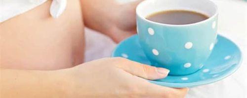 Влияние кофе на организм беременной женщины