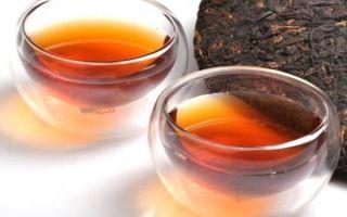 Чай пуэр: полезные свойства, правила заваривания