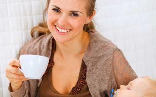Можно ли пить кофе при кормлении грудным молоком?