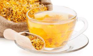 Полезные свойства и рецепты чая из календулы