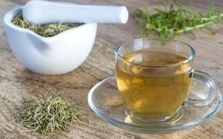 Полезные свойства чая с розмарином, рецепты