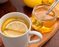 Зеленый чай. Польза зеленого чая с лимоном и мёдом