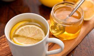 Польза зеленого чая с лимоном и мёдом