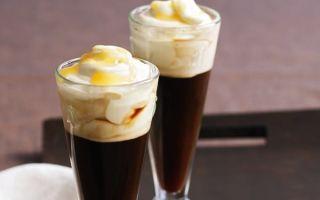 Ирландский кофе Айриш: история и рецепты
