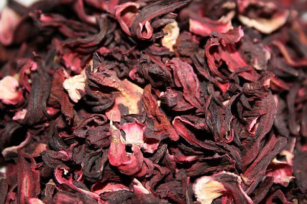 Чайные листья каркаде