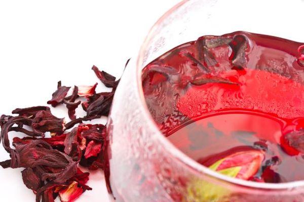 Рецепт чая из суданской розы
