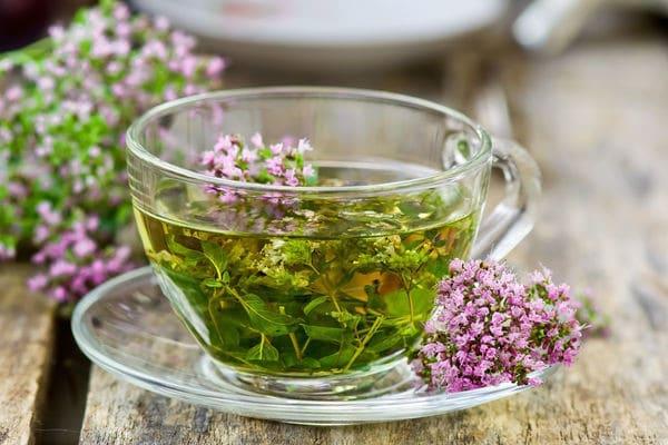 Чай с душицой