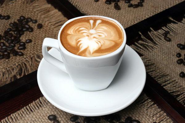 Кофейный напиток в турке