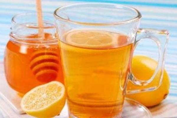 Зеленый чай с добавкой меда