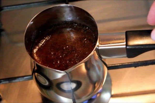Как сварить капучино
