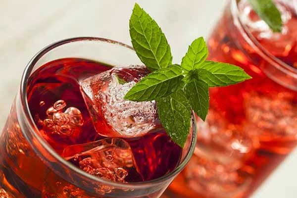Напиток со льдом