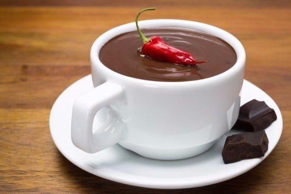 Кофе с добавлением красного перца