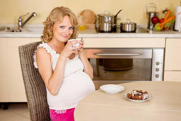 Напиток при беременности