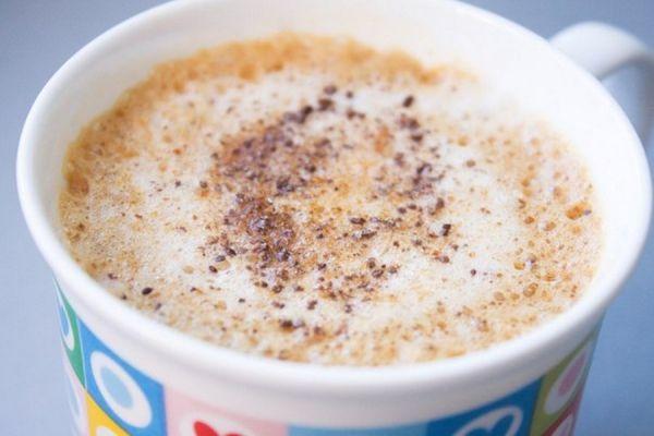Рецепт кофейного напитка с леденцами