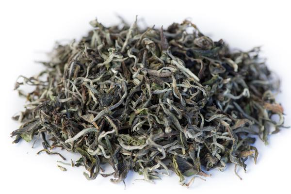Как собирают чайный продукт