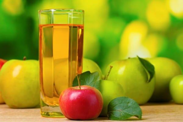 Рецепт с соком яблока